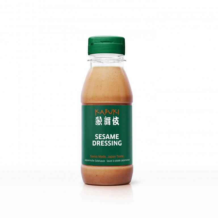 Flasche KABUKI Sesame Dressing