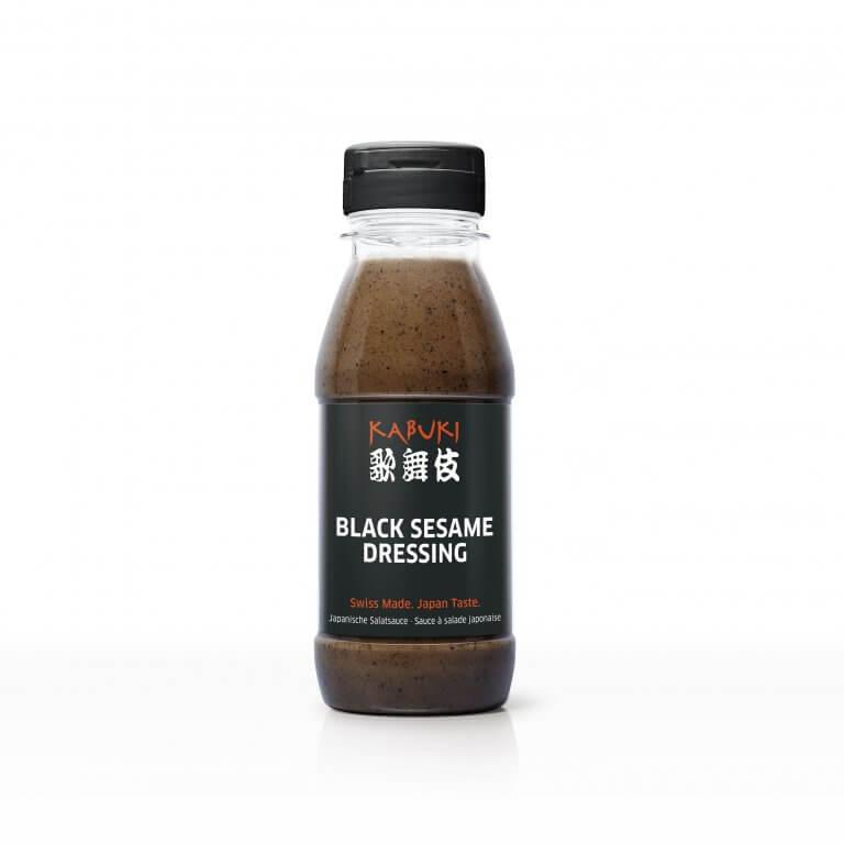 Flasche KABUKI Black Sesame Dressing