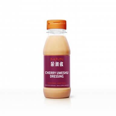 Flasche KABUKI Cherry Umeshu Dressing