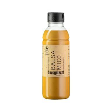 Flasche huusgmacht Balsamico